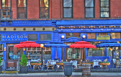 Madison Bar & Grill - HOBOKEN-BARS.COM - The Guide Of Bars In ...