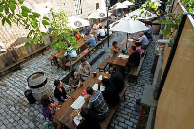 Pilsener Haus Biergarten The Guide Of Bars In Hoboken Nj