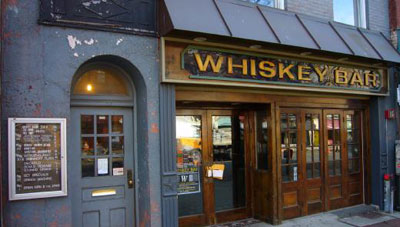 Whiskey Bar - HobokenBars.com - The Guide Of Bars In Hoboken, NJ